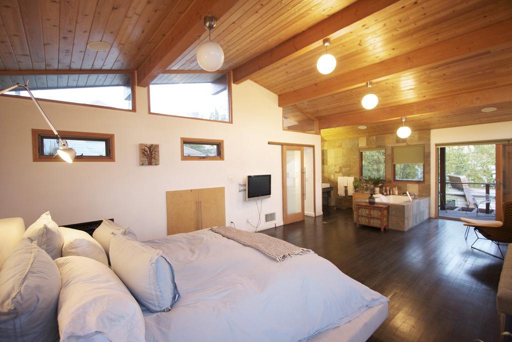 Proyecto interiorismo suite rural
